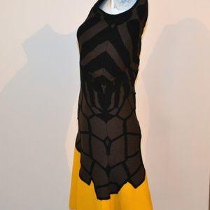Escada Dresses - Escada Fit and Flare Dress